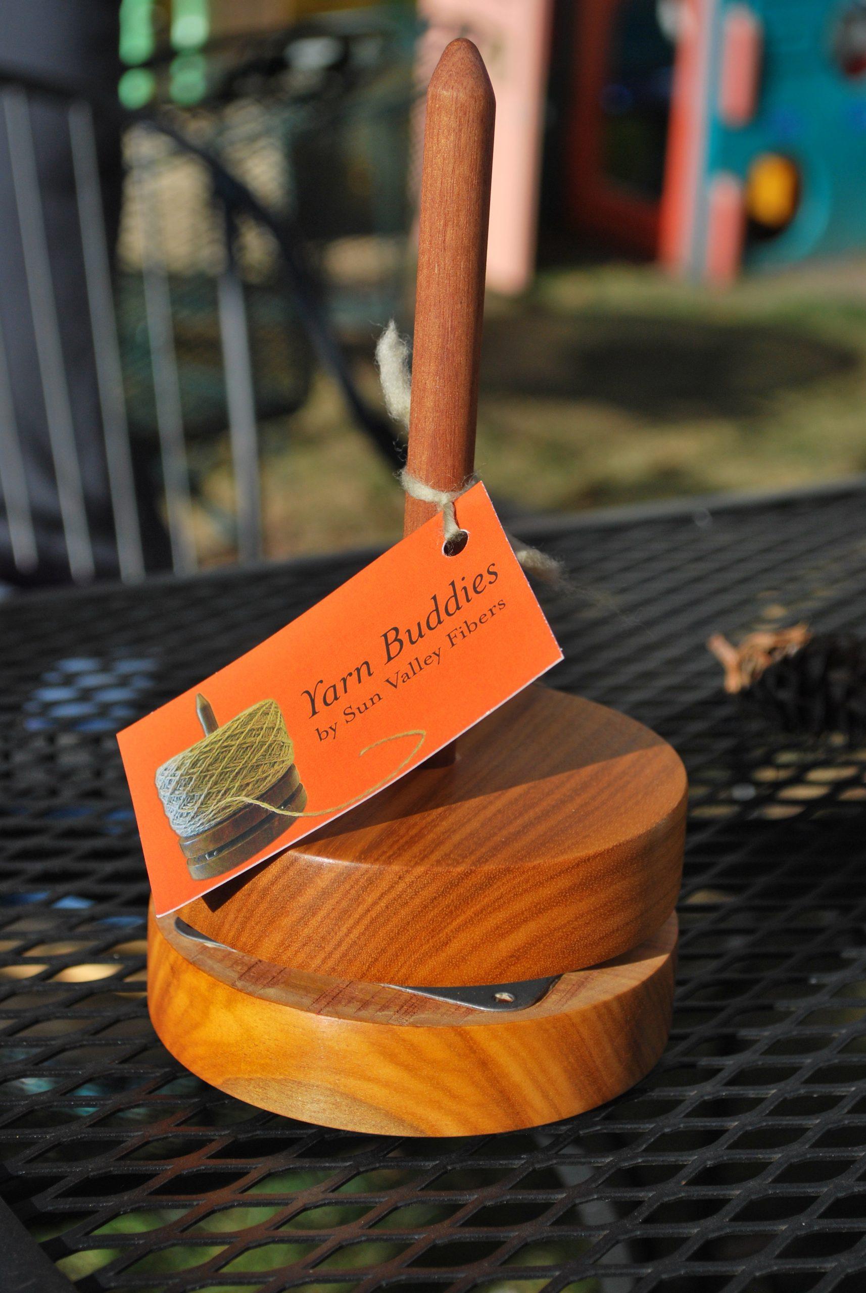Sun Valley Fibers Yarn Buddy